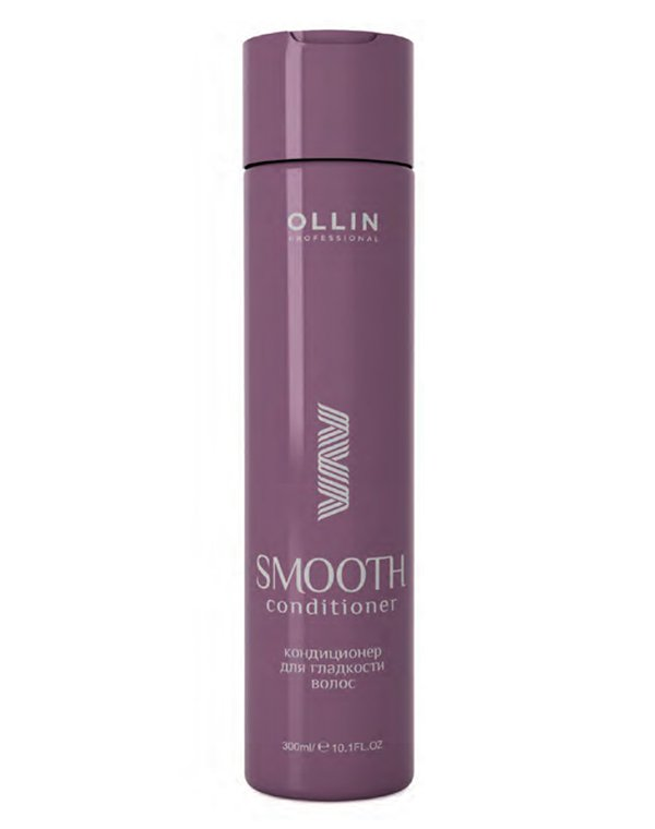 Кондиционер, бальзам Ollin Кондиционер для гладкости волос Conditioner for smooth hair Ollin