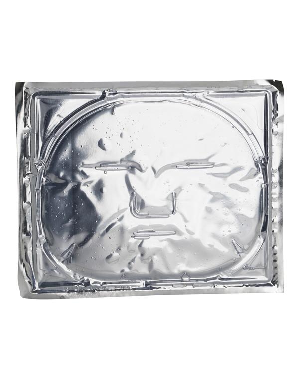 Коллагеновая интенсивно увлажняющая маска для всех типов кожи «Аква 24», Beauty Style garnier тканевая маска увлажнение аква бомба супер увлажняющая и тонизирующая для всех типов кожи 32 гр