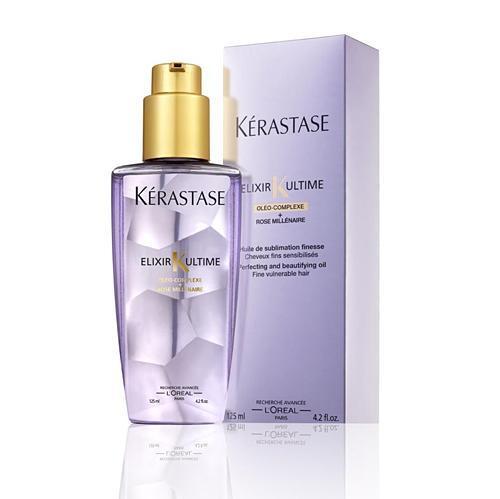 Эликсир для тонких и чувствительных волос Kerastase, 125 ml Созвездие Красоты 1695.000