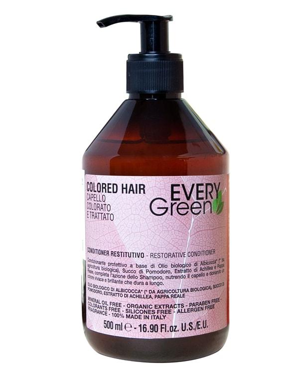 Кондиционер для окрашенных волос Colored-hair capello colorato e tratto, Dikson