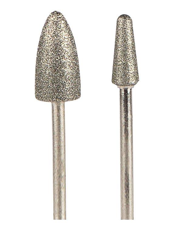 Комплект из 2х насадок Professional Nails к набору 124D Gezatone