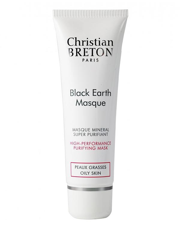 Маска Christian BretonКосметика для лица<br>Маска для регулярного применения позволяет тщательно очистить кожу и справиться ее чрезмерной жирностью. Помимо очищения маска обеспечивает коже необходимый уход, великолепно тонизируя и восстанавливая ее изнутри.<br><br>Бренды: Christian Breton<br>Вид товара: Маска<br>Область ухода: Лицо, Шея и подбородок<br>Назначение: Очищение и демакияж, Противовоспалительное<br>Тип кожи, волос: Жирная и комбинированная<br>Возрастная группа: Более 40, До 30, До 40