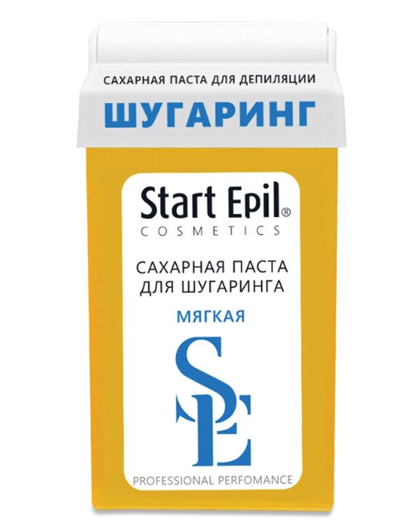 Купить Косметика для депиляции Aravia, Сахарная паста для депиляции в картридже «Мягкая» Start Epil, ARAVIA Professional, 100 гр