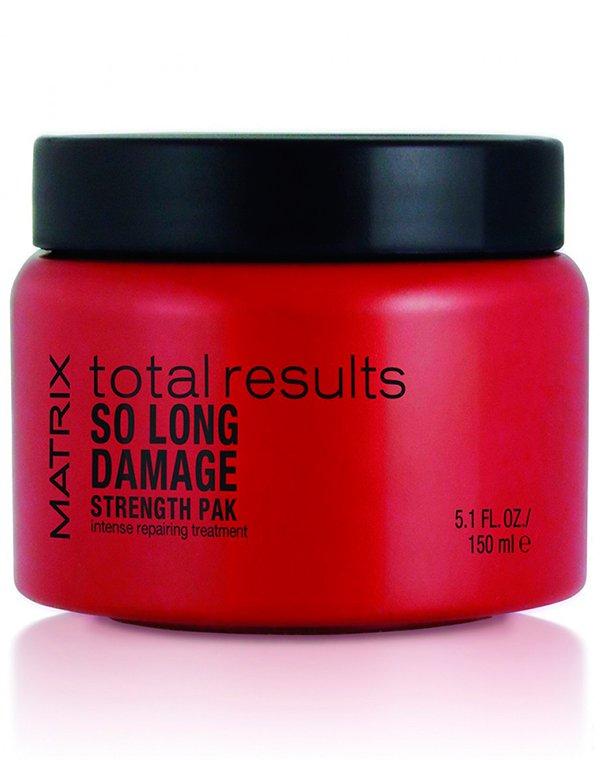 цена на Маска для волос Matrix Маска для поврежденных волос с керамидами So Long Damage, Matrix