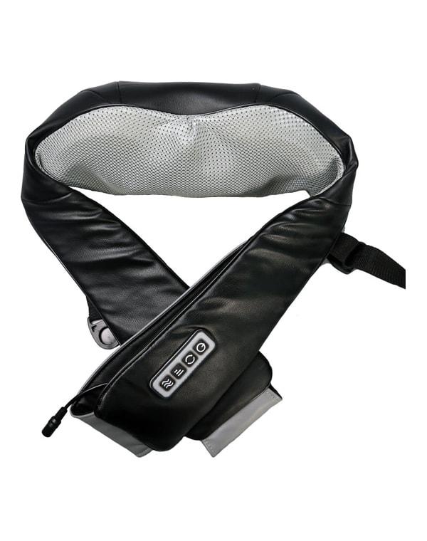Фото - Массажер для шеи и плеч uBlack, Gess подушка массажер для шеи с роликовым массажем comfort travel amg 398