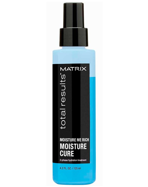 Несмываемый уход, защита Matrix Спрей увлажняющий для волос Moisture Me Rich Moisture Cure Matrix