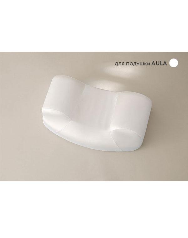 Наволочка AULA из шёлка, цвет молочный, Beauty Sleep фото