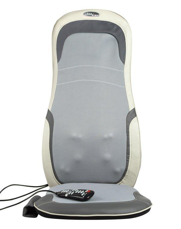 Массажное кресло Cyber Relax Gezatone, AMG399 - Массажеры для спины и шеи