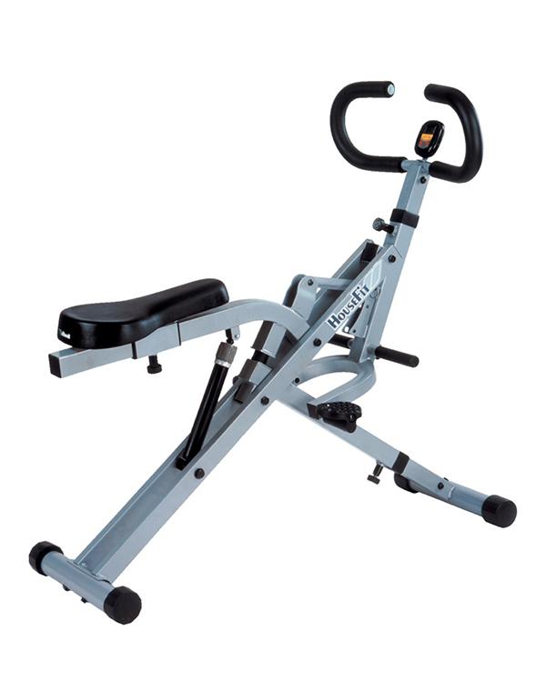 Райдер HousefitТренажеры<br>Райдер DH-87441– это тренажер, который подходит для пользователей с любым уровнем подготовки.<br><br>Бренды: Housefit<br>Вид товара: Райдер<br>Область ухода: Тело<br>Назначение: Тренировка мышц