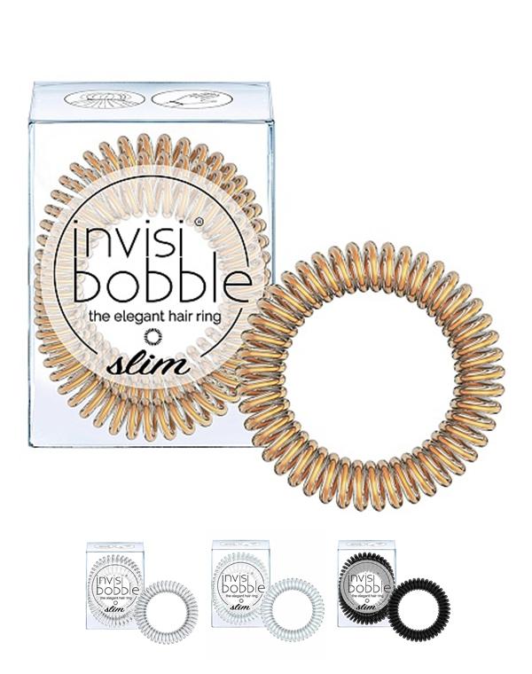 Резинка-браслет для волос invisibobble SLIM резинка для волос invisibobble magic mermaid ocean tango 3 штуки 3139