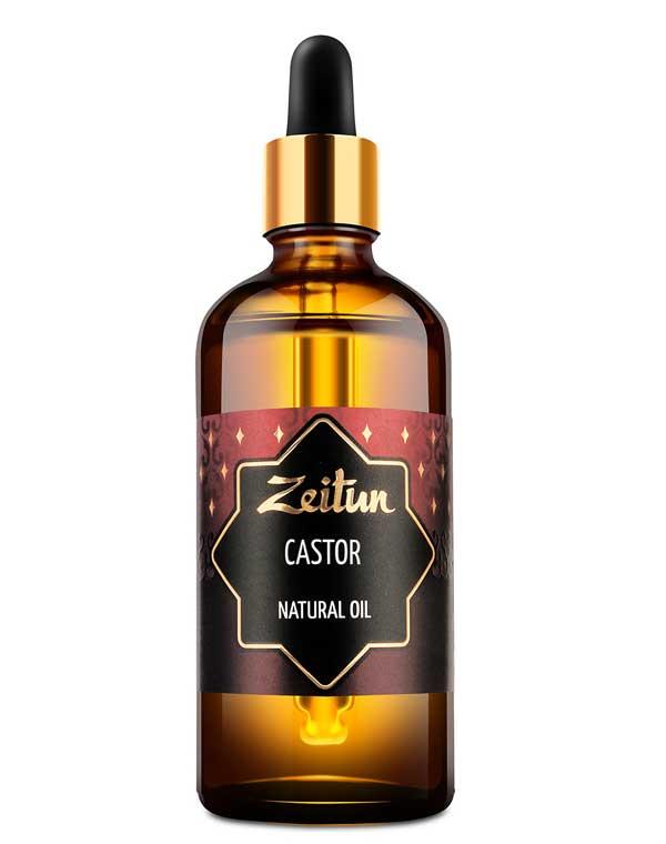 Масло касторовое натуральное Zeitun