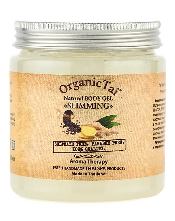 Гель, флюид Organic Tai