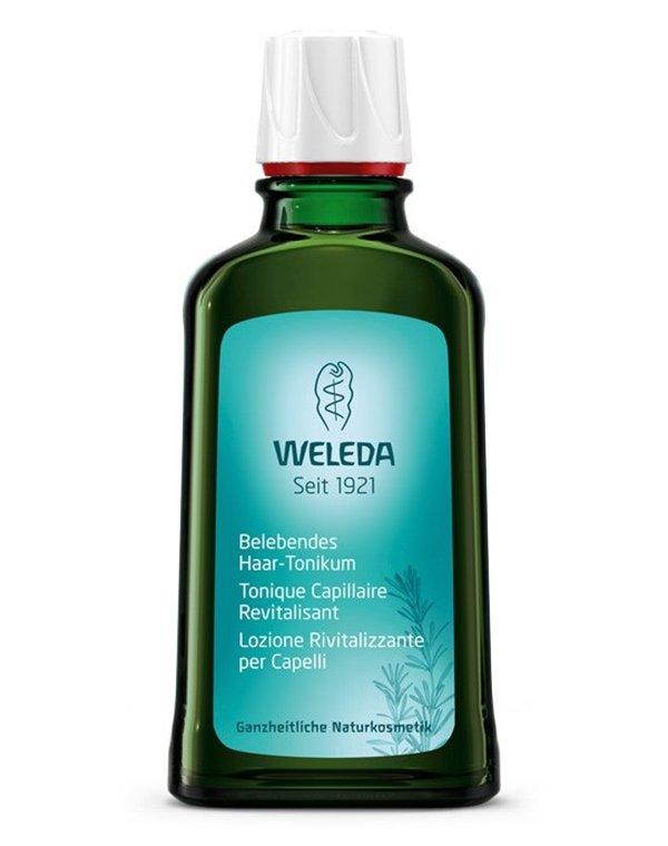 Укрепляющий тоник для роста волос с розмарином, Weleda - Средства от выпадения волос