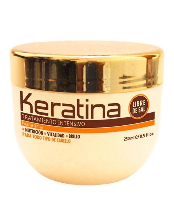 Маска с кератином для поврежденных и хрупких волос KERATINA, Kativa, 250 мл бальзам кондиционер для волос kativa keratina 500 мл укрепляющий с кератином