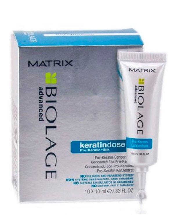 Сыворотка, флюид Matrix - Профессиональная косметика для волос