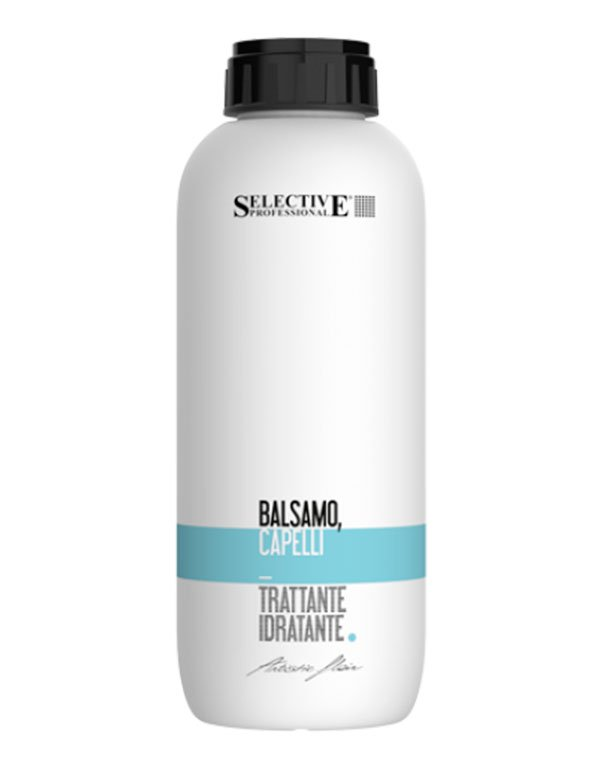 Кондиционер, бальзам SelectiveБальзамы для лечения волос<br>Увлажняющий бальзам ополаскиватель для волос любого типа. Превосходно подходит для сухих и волос после химической завивки и окраски.<br><br>Бренды: Selective<br>Вид товара: Кондиционер, бальзам<br>Область ухода: Волосы<br>Тип кожи, волос: Осветленные, мелированные, Окрашенные, Сухие, поврежденные, Нормальные<br>Косметическая линия: ARTISTIC FLAIR Линия для ухода и укладки