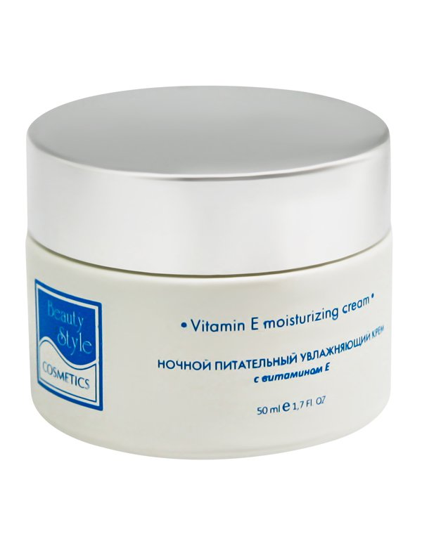Ночной питательный увлажняющий крем «Аква 24», Beauty StyleКрема для питания кожи<br>Ночной крем для всех типов кожи с увлажняющими и питательными свойствами. Действие крема и его состав подобраны с учетом специфики обменных процессов, происходящих в коже во время ночного сна. Активные компоненты в составе крема оказывают антиоксидантное ...<br>