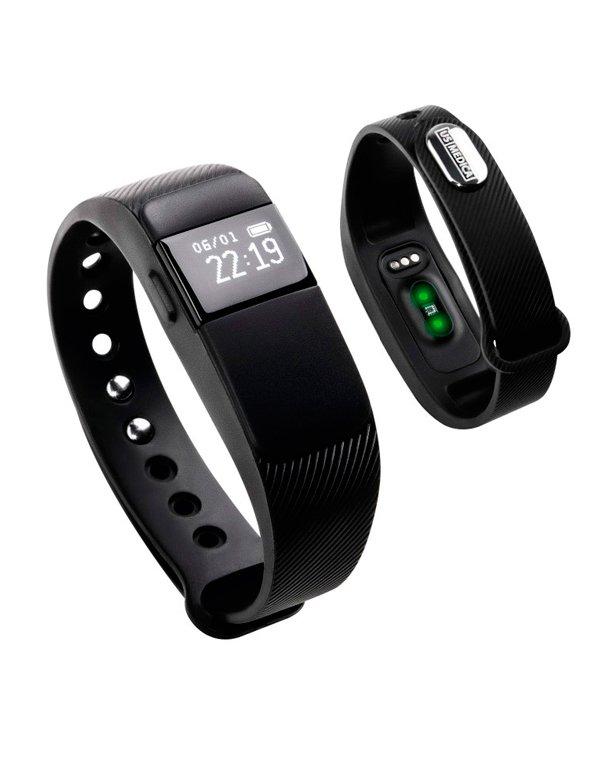 Фитнес-браслет US Medica Cardio FitФитнес трекеры<br>Cardio Fit – фитнес-браслет нового поколения, настоящая находка для тех, кто хочет следить за своим здоровьем. Этот маленький высокотехнологичный прибор позволит вам в течении 24 часов измерять пульс, контролировать сожжённые калории, считать количество п...<br><br>Бренды: US MEDICA<br>Цвет: черный/фиолетовый