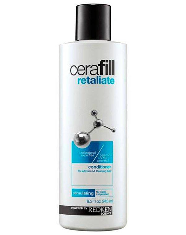 Кондиционер для сильно истонченных волос Cerafill Retaliate Conditioner, Redken, 245 мл