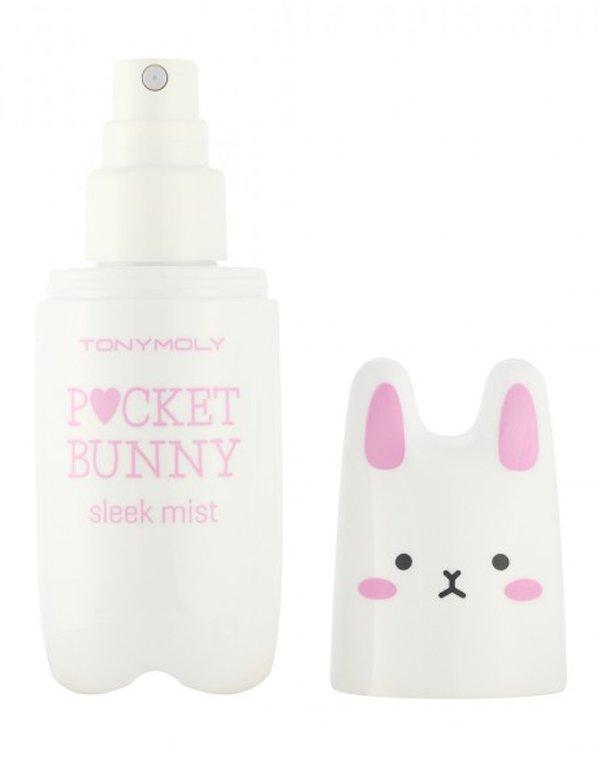 Тоник, лосьон Tony Moly Мист для лица для жирной кожи Pocket Bunny Sleek Mist 2, Tony Moly