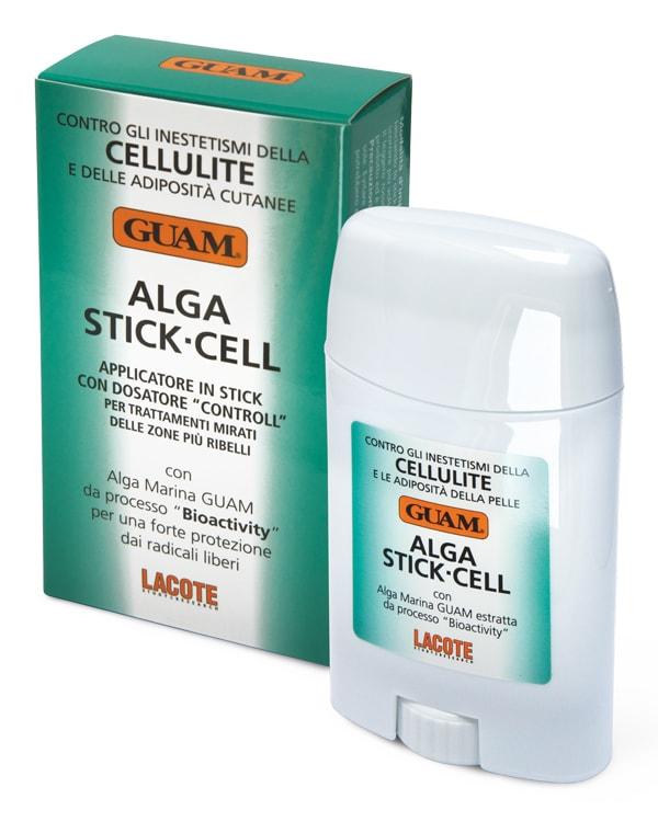Купить Сыворотка, концентрат GUAM, Антицеллюлитный стик с экстрактом водоросли, GUAM, 75 мл