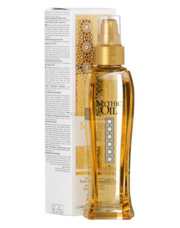 Масло для волос Loreal Professional Питательное масло Mythic Oil, Loreal