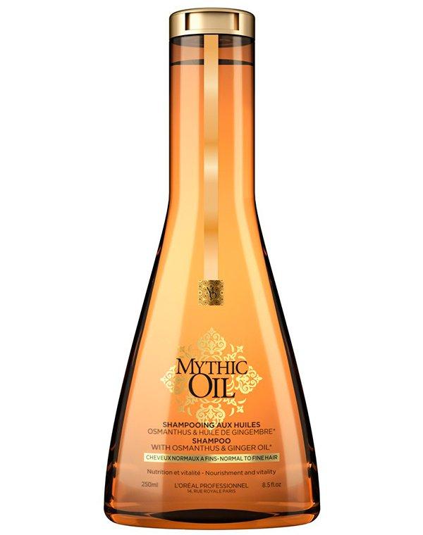 Шампунь для нормальных и тонких волос Mythic Oil Loreal
