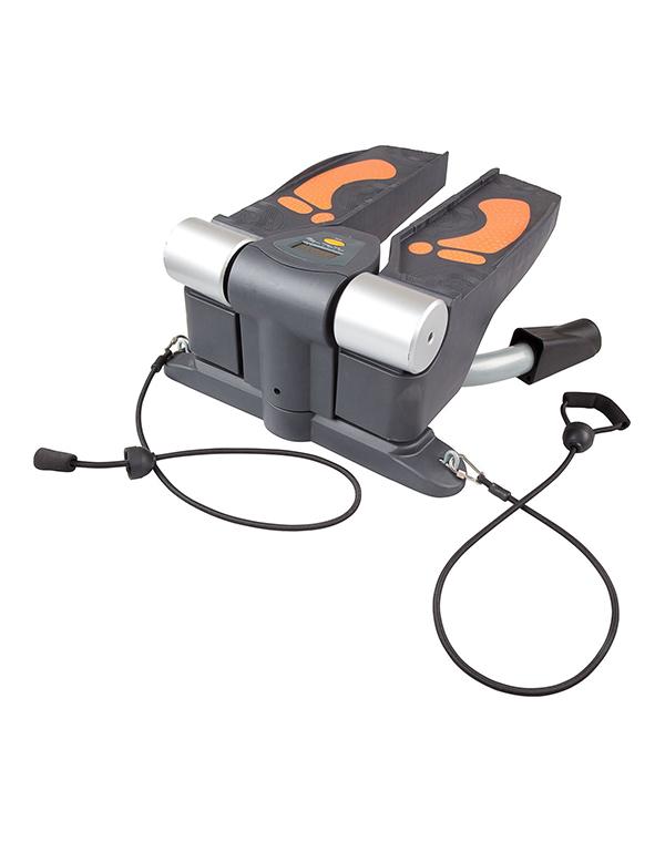 Мини-степпер с эспандером HS-5015 Housefit - Тренажеры