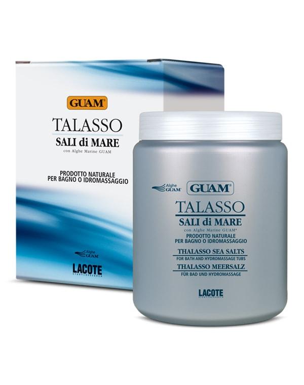 Соль для ванны, GUAM, 1000 г