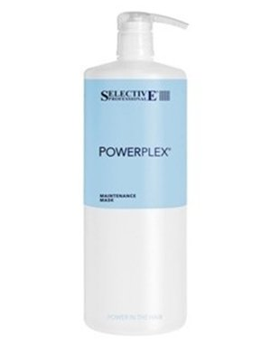 Маска для ухода Powerplex, SelectiveМаски для лечения волос<br>Маска Powerplex создана специально для того чтобы приумножить положительный эффект комплексного питания волос уходом той же серии. В основе формулы натуральные компоненты, которые глубоко проникают в клетки, восстанавливая структуру. Делает волосы мягкими...<br><br>Бренды: Selective<br>Вид товара: Маска для волос<br>Область ухода: Волосы<br>Назначение: Восстановление волос, Восстановление и защита<br>Тип кожи, волос: Осветленные, мелированные, Окрашенные, Вьющиеся, Сухие, поврежденные, Жирные, Нормальные, Тонкие<br>Косметическая линия: POWERPLEX Профессиональная процедура укрепления защиты питания и увлажнения волос.