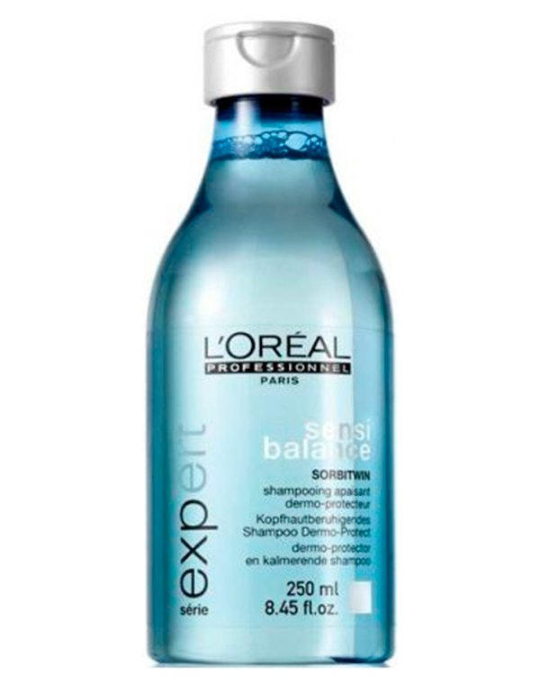 Шампунь Loreal ProfessionalШампуни для лечения волос<br>Шампунь создан для чувствительной кожи головы. Он превосходно увлажняет, позволяя забыть о сухости и стянутости кожных покровов. Продукт п...<br><br>Бренды: Loreal Professional<br>Вид товара: Шампунь<br>Область ухода: Волосы<br>Назначение: Очищение волос<br>Тип кожи, волос: Осветленные, мелированные, Окрашенные, Вьющиеся, Сухие, поврежденные, Нормальные, Тонкие<br>Косметическая линия: Линия Scalp для решения проблем кожи головы и выпадения волос