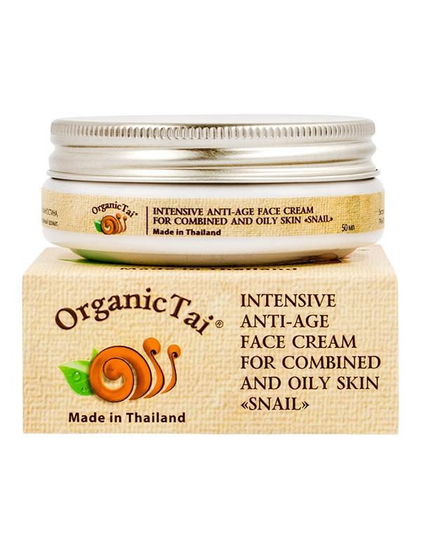Крем Organic Tai - Косметика для лица