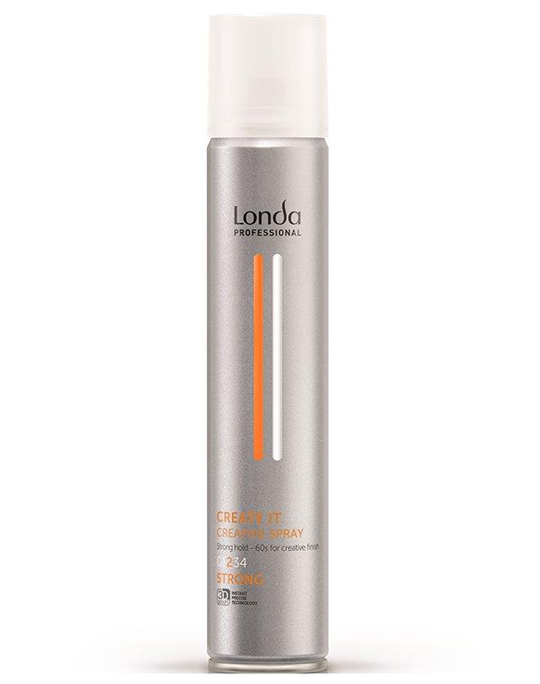 Спрей, мусс Londa Professional Спрей моделирующий для волос сильной фиксации Finish create it Londa