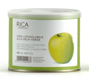 Воск Rica зеленое яблоко, 400 мл