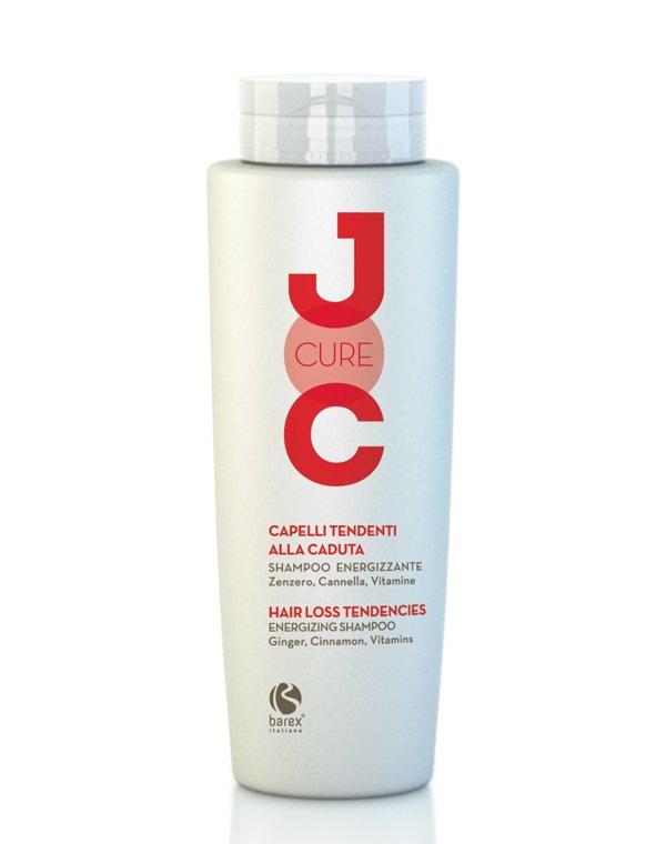 Шампунь против выпадения с Имбирем Корицей и Витаминами, Barex маска от выпадения волос с витаминами