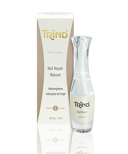 Лак для ногтей Trind Укрепитель ногтей натуральный Trind, 9 ml