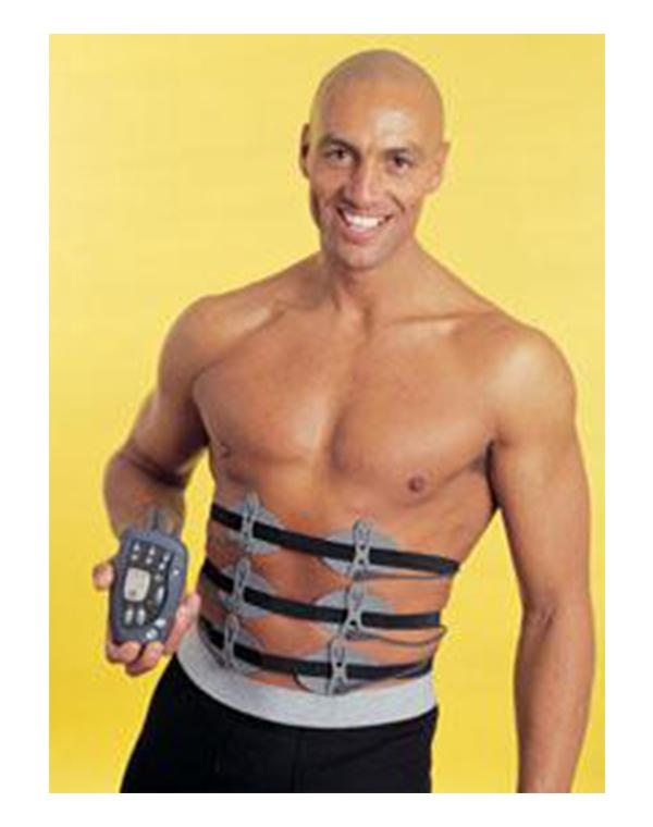 Bodypro 6 PAK  Rio Импульсный массажерПоврежденная упаковка<br>Новейшая современная модель миостимулятора для мужчин с жидкокристаллическим дисплеем и цифровым управлением. В прибор входят 6 электродных накладок, адаптер, гель, кейс. &amp;lt;br /&amp;gt;<br><br>Бренды: DEZAC RIO<br>Вид товара: Массажер, аппарат<br>Область ухода: Спина, Тело, Бедра и ягодицы, Руки, Ноги, Талия и живот<br>Назначение: Похудение, снижение веса, Антицеллюлитное, Коррекция фигуры, Тренировка мышц