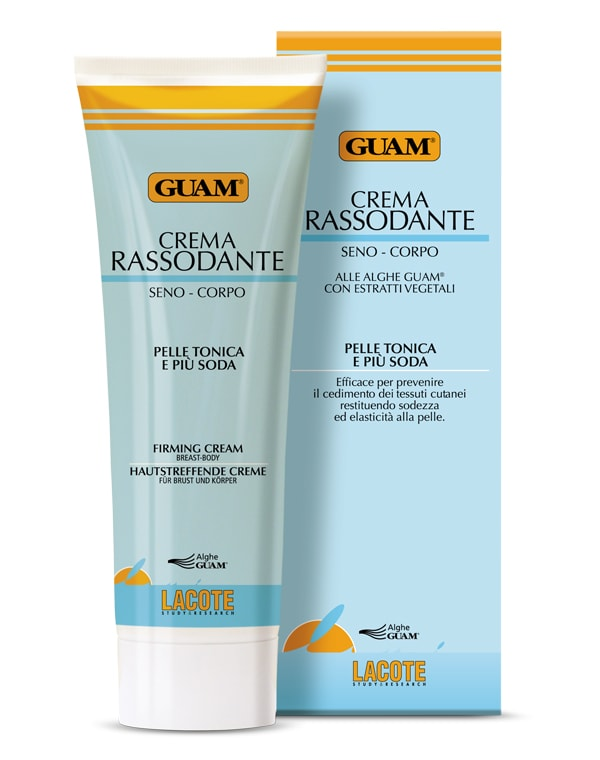Крем-лифтинг для тела и груди массажный, GUAM, 250 мл гирудотонус крем массажный