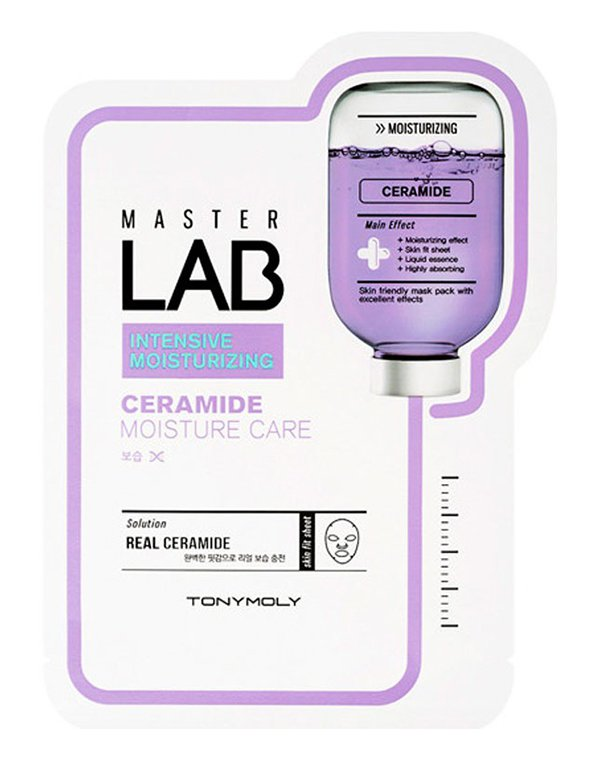 Маска Tony Moly Тканевые маски Master Lab Mask, Tony Moly охлаждающая сыворотка tony moly tony lab pore solution frozen serum