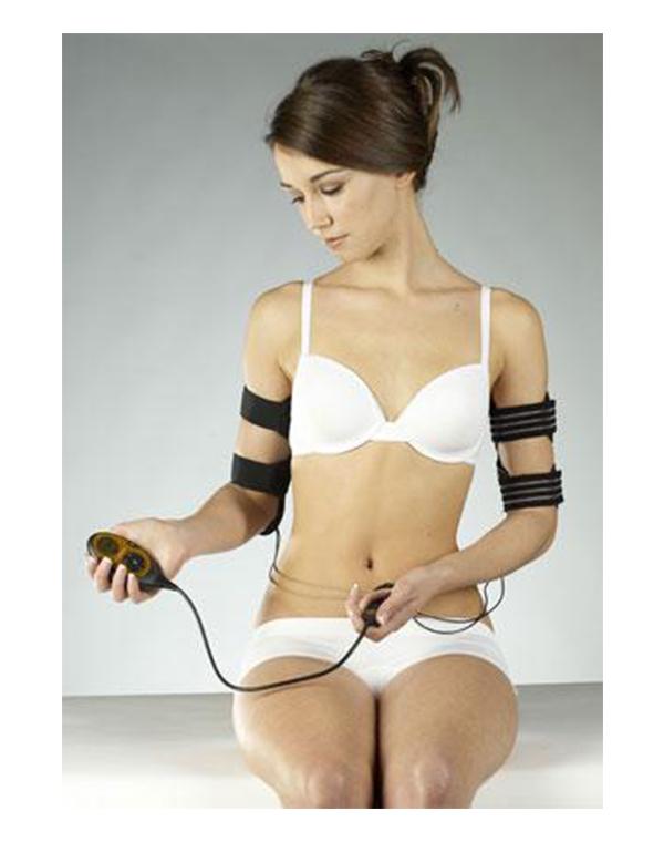 Массажер, аппарат SLENDERTONE Аксессуар SYS ARMS+7 женский Slendertone пояс миостимулятор slendertone abs
