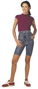 Антицеллюлитные шорты с эффектом сауны Jeans Ciclista, Turbo Cell