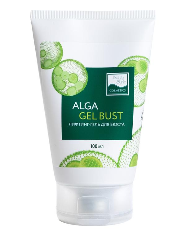 "Гель, флюид Beauty Style Лифтинг-гель для бюста ""Alga gel bust"" Beauty Style, 100 мл tefia воск жидкий beauty shape style 100 мл"