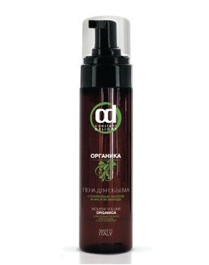 Несмываемый уход, защита Constant DelightСредства для укладки волос<br>Пена отличается легкой текстурой. Она идеальна для создания объема. Даже тонкие и ослабленные волоски продукт сделает более пышными без утяжеления. Пена отлично защищает прядки от воздействия высоких температур, а также наделяет локоны естественным сияние...<br><br>Бренды: Constant Delight<br>Вид товара: Несмываемый уход, защита<br>Область ухода: Волосы<br>Назначение: Стайлинг, Органический уход, Для объема, Восстановление и защита<br>Тип кожи, волос: Осветленные, мелированные, Окрашенные, Вьющиеся, Сухие, поврежденные, Жирные, Нормальные, Тонкие<br>Косметическая линия: Organica Line Органическая Линия ухода и стайлинга