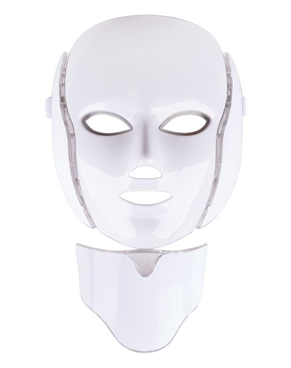 Массажер, аппарат GEZATONE, Светодиодная маска для омоложения кожи лица m 1090, Gezatone  - Купить