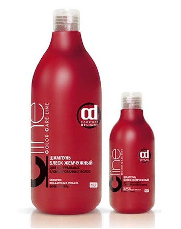 Шампунь восстанавливающий для поврежденных и окрашенных волос, Constant Delight - Профессиональная косметика для волос