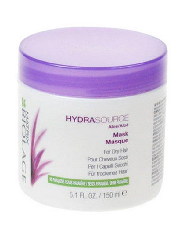 Маска для волос Matrix Маска глубоко увлажняющая Biolage Hydrasource Mask Matrix