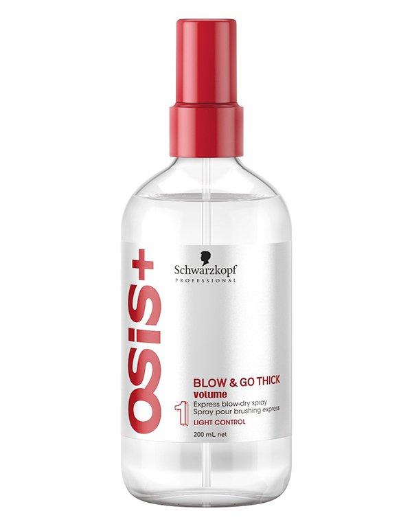 Экспресс-спрей Объем для быстрой сушки волос SchwarzkopfСпрей для волос<br>Спрей создаст невероятный объем. Он быстро подсыхает на волосах, не содержит воды. Форма дозатора уникальная. Она позволит максимально точно распределить средство на волосы. Наилучший эффект в точке нанесения: от корней и до самых кончиков!<br><br>Бренды: Schwarzkopf Professional<br>Вид товара: Спрей, мусс<br>Область ухода: Волосы<br>Назначение: Стайлинг, Для объема<br>Тип кожи, волос: Осветленные, мелированные, Окрашенные, Сухие, поврежденные, Нормальные, Тонкие<br>Косметическая линия: Лиия OSIS для укладки волос