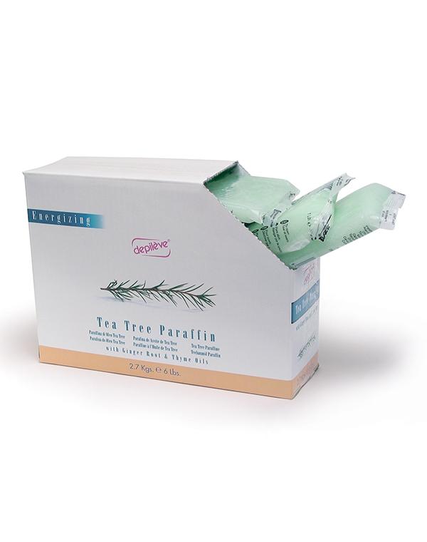 Парафин с маслом чайного дерева Depileve, 450 г парафин depileve