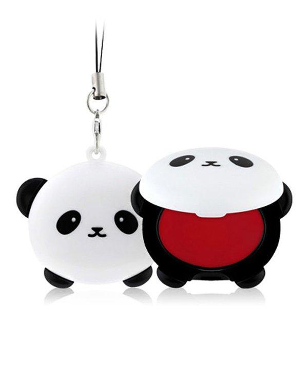 Бальзам для губ Pandas Dream Pocket Lip Blam, Tony MolyДекоративная косметика для губ<br>Оттеночный бальзам обладает увлажняющим, питательным и защитным действием. Забавная упаковка в виде панды со шнурком позволит брать продукт с собой в дорогу.<br><br>Бренды: Tony Moly<br>Вид товара: Бальзам<br>Область ухода: Губы<br>Назначение: Увлажнение и питание, Ежедневный уход, Восстановление и защита