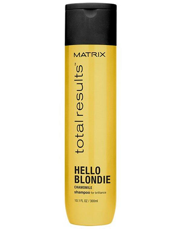 Шампунь Matrix Шампунь для сияния светлых волос Hello Blondie Matrix